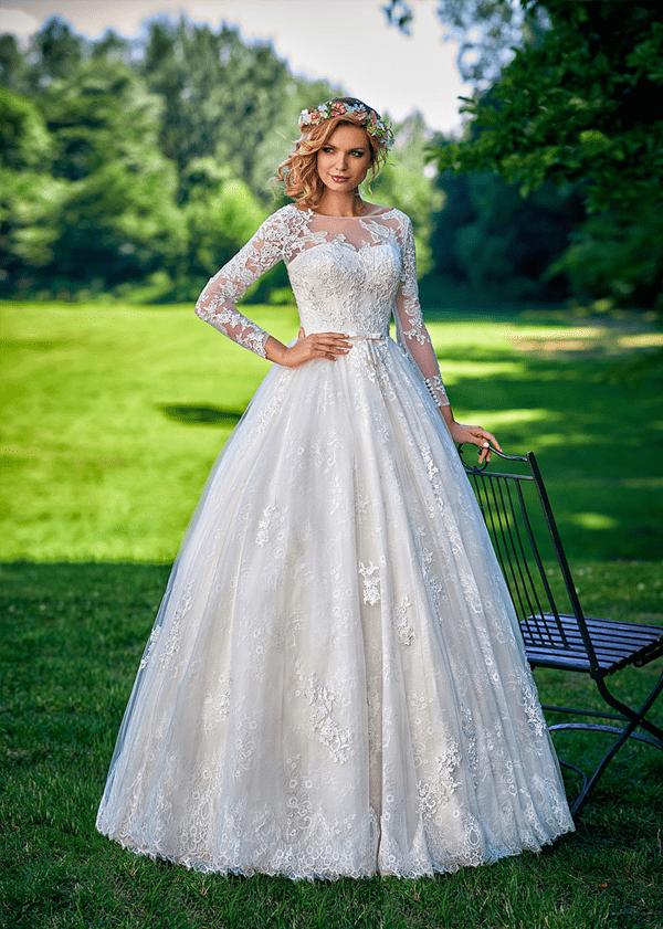 kolekcja ślubna 2018